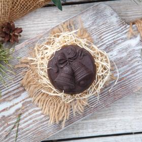 """Шоколад фруктовый """"Зимний колокольчик"""" со смородиной"""