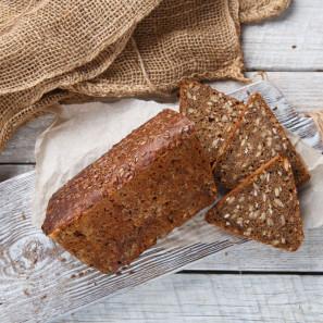 Ржаной хлеб со злаками