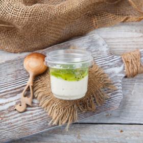 Йогурт 4% с киви маленький