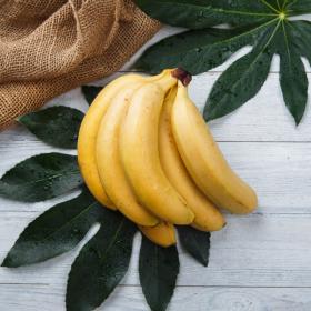Бананы спелые