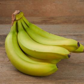 Бананы недозрелые