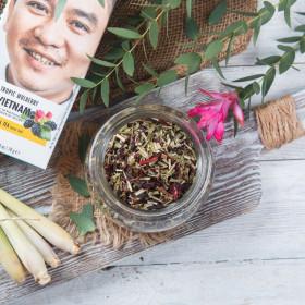 Травяной чай Тропическая шелковица
