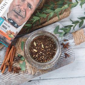 Черный чай Масала со специями