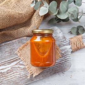 Облепиха перетертая с медом