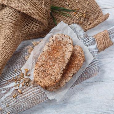 Лепёшки из пророщенного зерна Пшеничные