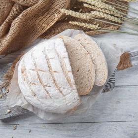 """Хлеб """"Белый на закваске"""""""