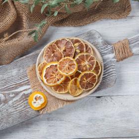 Чипсы из лимона