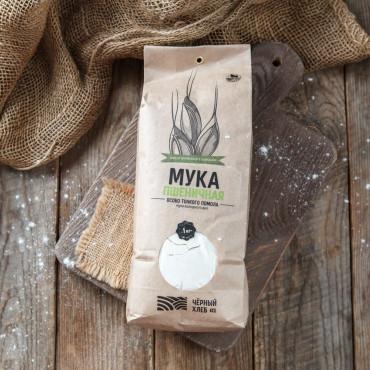 Мука пшеничная особо тонкого помола
