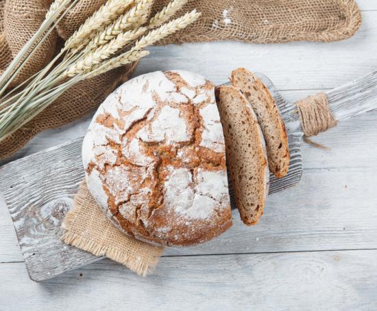 Хлеб ржаной на закваске 80%