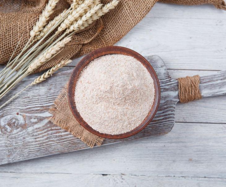 Мука пшеничная цельнозерновая