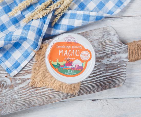 Масло сливочное 82.5%