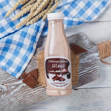 Шоколадное молоко 2,5%
