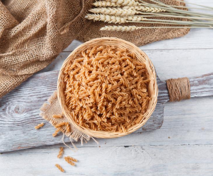 Спирали из пшеницы
