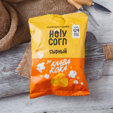 Кукуруза воздушная сырная