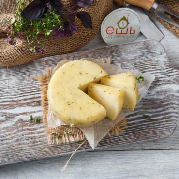 Сыр Здравичъ с прованскими травами
