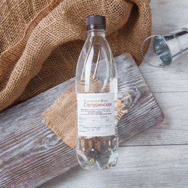 Родниковая вода Степуринская