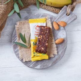 Батончик фруктово-ореховый с бананом