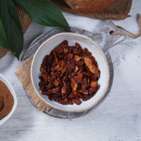 Кокосовые чипсы Какао