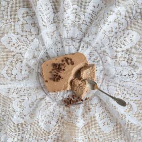 """Десерт творожно-сметанный """"Шоколадный"""""""