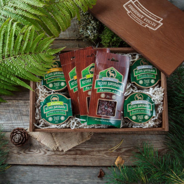 Подарочный набор Дары русского леса