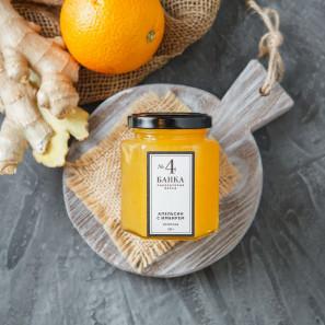 Мармелад Апельсин с имбирем