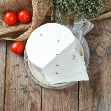 Козий сыр молодой 18-24%