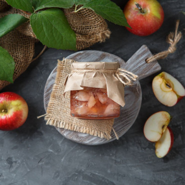 Варенье яблочное