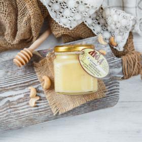 Крем-мед с кешью