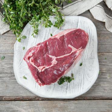 Толстый край мраморной говядины