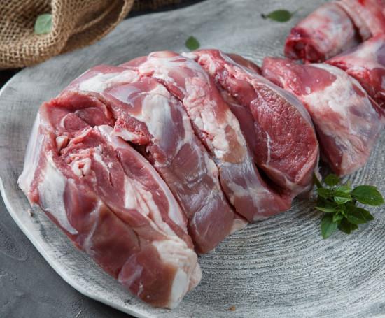 Мясо барашка  для плова