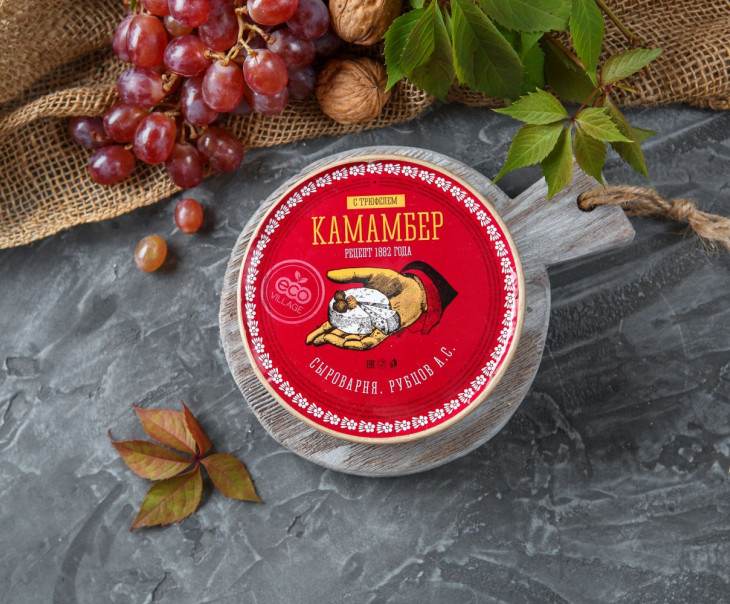 "Сыр ""Камамбер"" с трюфелем"