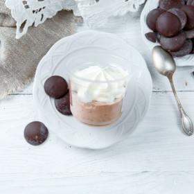 """Десерт-суфле """"Бельгийский шоколад"""""""