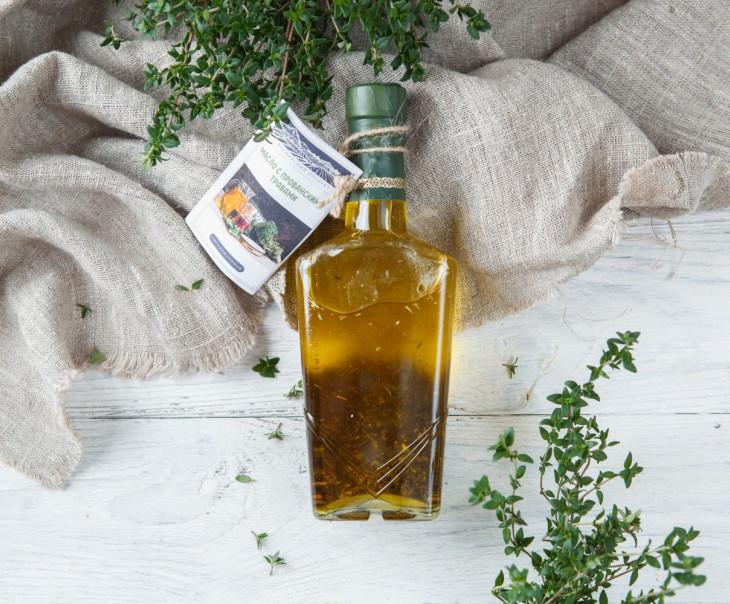 Масло с прованскими травами