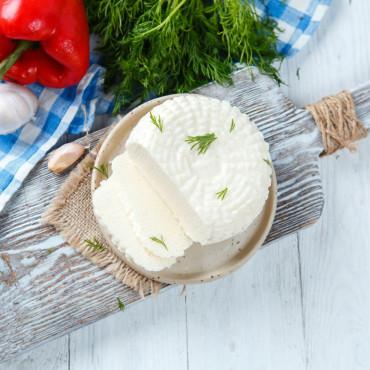 Сыр рассольный Осетинский особый свежий