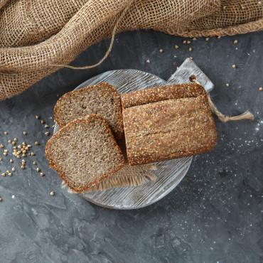 Хлеб Киноа - семена чиа
