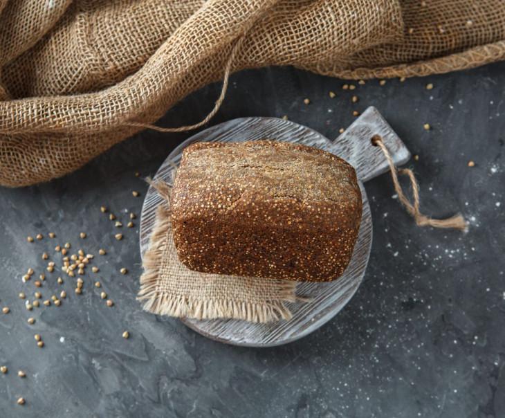 """Хлеб """"Киноа - семена чиа"""""""
