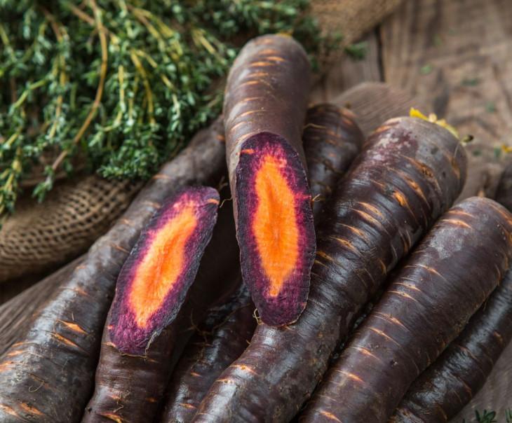 """Морковь """"Фиолетовая"""""""