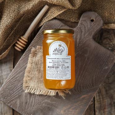Мед с прополисом