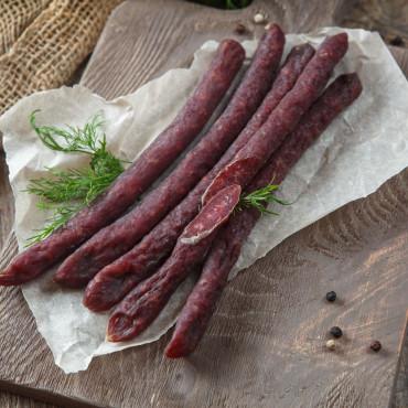 Колбаски сыровяленые Салями из баранины