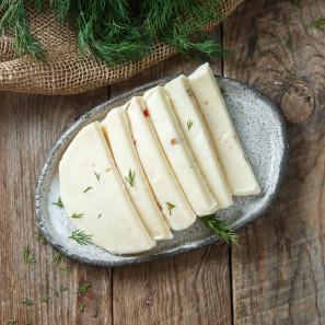 Сыр Качотта, нарезка ассорти