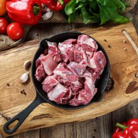 Мясо барашка для плова (мякоть)
