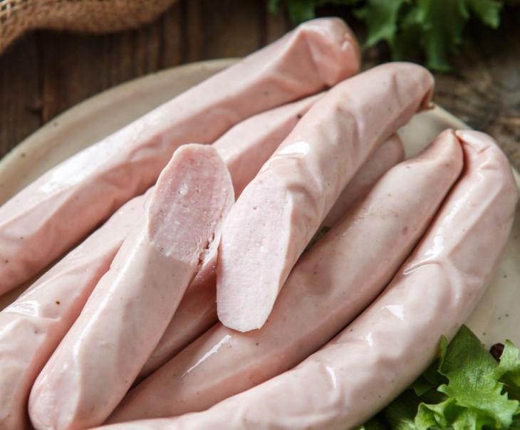 Сосиски свино-говяжьи