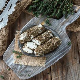 Творожный сыр Поленца в травах