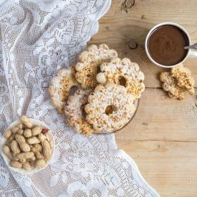 Печенье Кольцо с арахисом