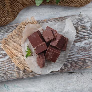 Шоколад ремесленный молочный кусковой 51%