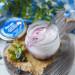 Йогурт 2,8-5,5% из козьего молока с черникой
