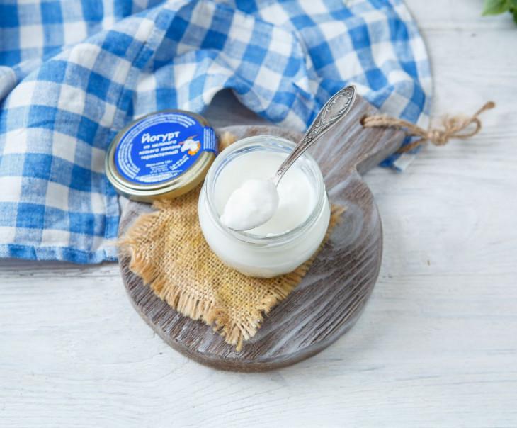 Йогурт из козьего молока 2,8-5,5%