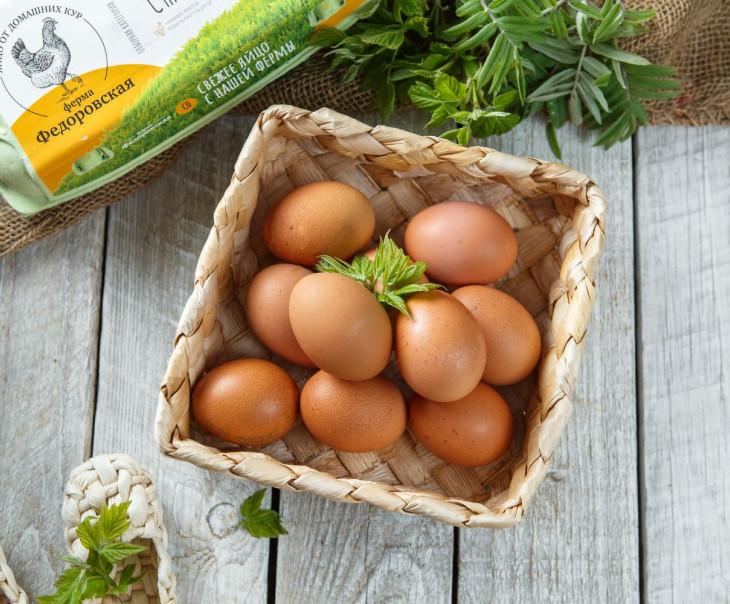 Яйца куриные С0