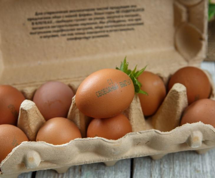 Яйца куриные  С1