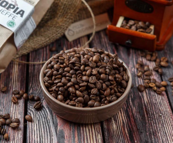 """Кофе в зернах """"Йоргачифф"""""""